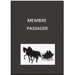 Membre passager